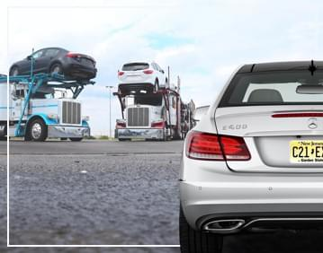 New Jersey car shipping