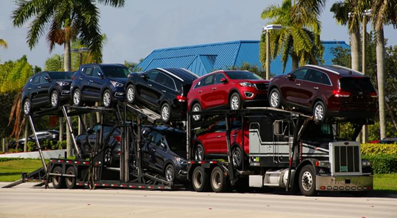 Florida To Texas Car Shipping