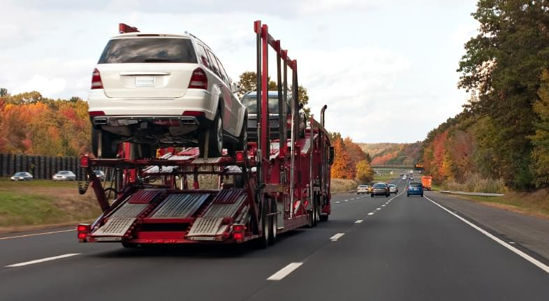 Massachusetts to Michigan Car Shipping
