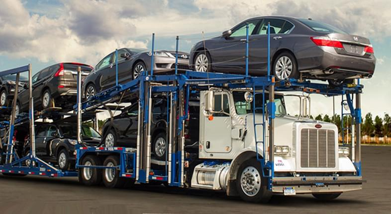 Wyoming Car Shipping Services