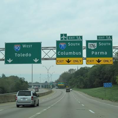 Ohio to Texas Auto Transport