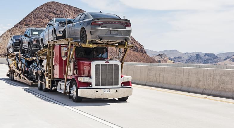 California To Texas Car Shipping